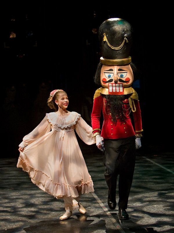 Anna Mott You As Clara 2008 Nutcracker Costumes Ballet Shows Dance Pictures