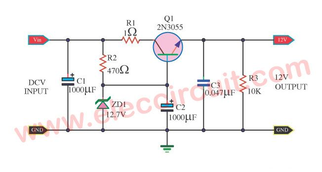 Transistor Ignition Shematic Electronics Forum Circuits Projects
