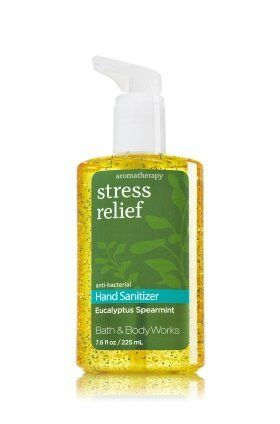 Bath Body Works Eucalyptus Spearmint Aromatherapy Stress Relief