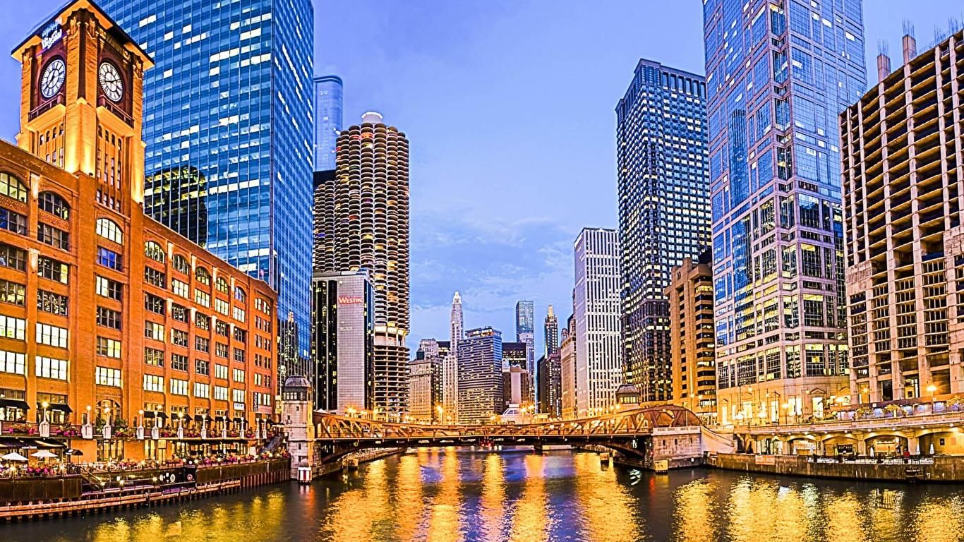 Beautiful Chicago Wallpapers High Definition Chicago Wallpaper Chicago City City Landscape