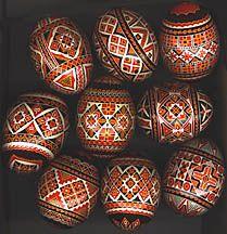 Pysanky-Ukrainian Easter Eggs
