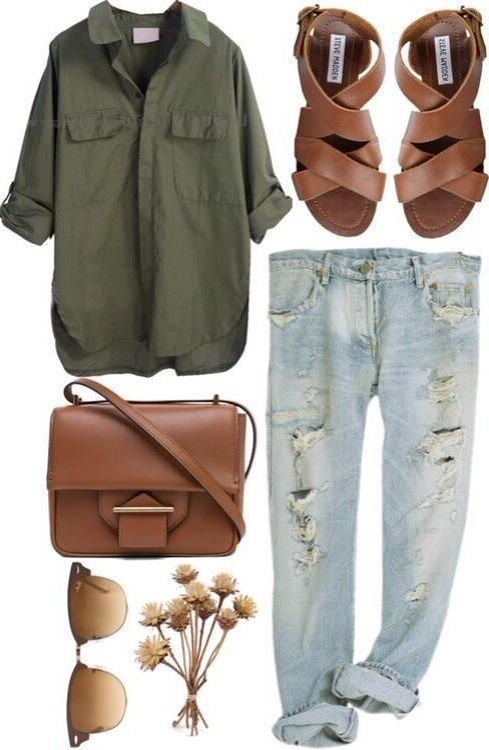 The Everyday Style: Perfect for the spring! #fashion #outfit #Fashion #Outfit #perfect #Spring