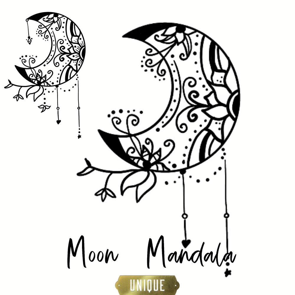 Moon Mandala Meaning & Symbolism