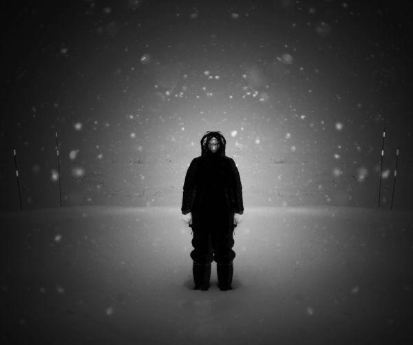 Strange Days by Andreas Kauppi