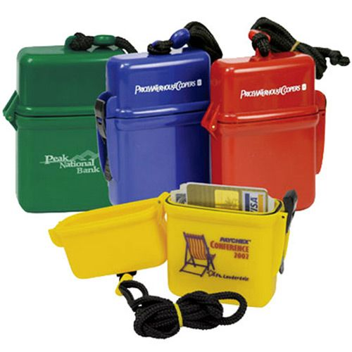 Waterproof Storage Case Waterproof Storage Corporate Giveaways Promo Items