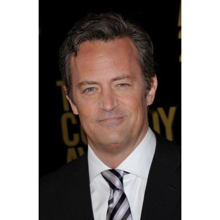 Matthew Perry At Arrivals For The 2012 Comedy Awards Canvas Art - (16 x 20)