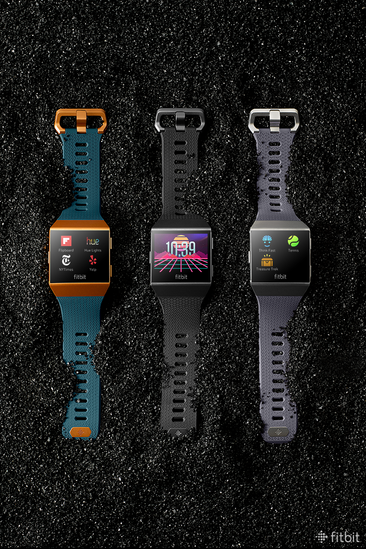 Free Fitbit Ionic Update Brings New Clock Faces Apps And More To