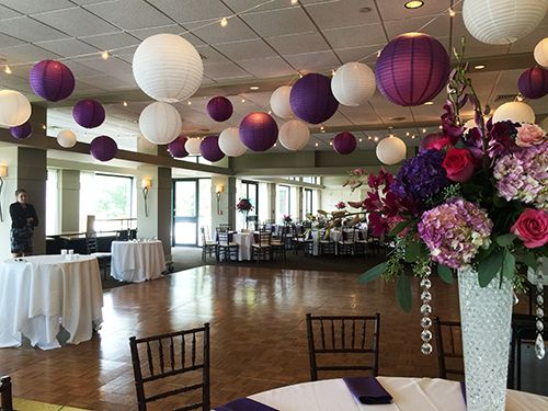 Wedding Decoration Rental Ipswich Country Club Graduation Party