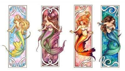 Nouveau Mermaid Series [FENECH029]
