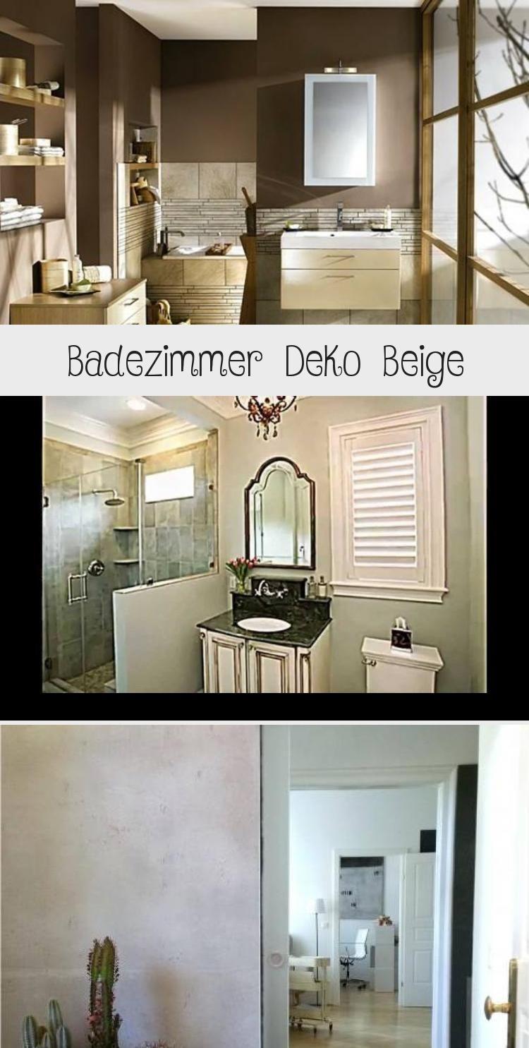 Schonheit Schone Dekoration Bad Grau Beige Badezimmer Deko Die Schnsten Ideen Dekorationbilder In 2020 Framed Bathroom Mirror Bathroom Mirror Decor