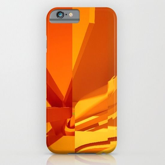 Abstract Glitch 02 iPhone & iPod Case