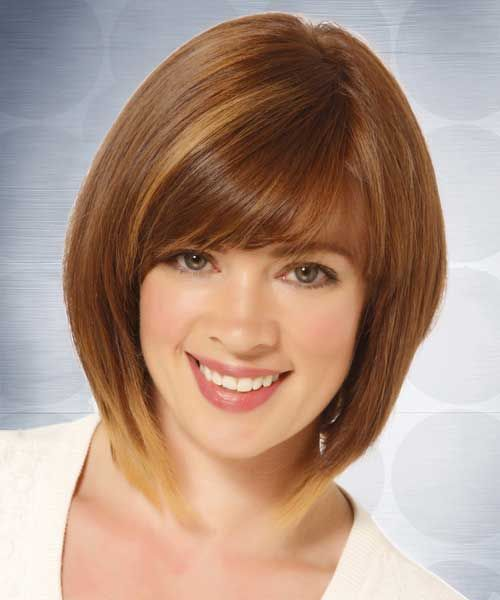 30 Short Straight Haircuts | Straight haircuts, 2014 short ...