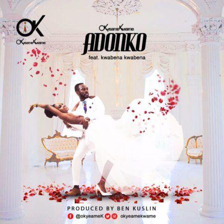 MP3) Download: Okyeame Kwame [@OkyeameK] Adonko (Feat