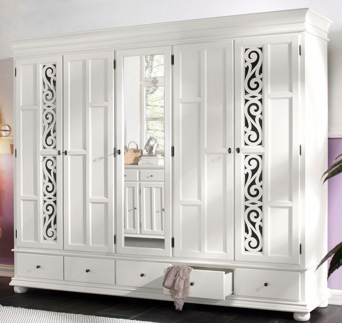 Premium Collection By Home Affaire Kleiderschrank Arabeske