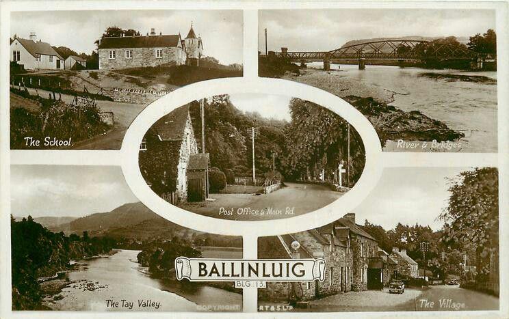 Ballinluig