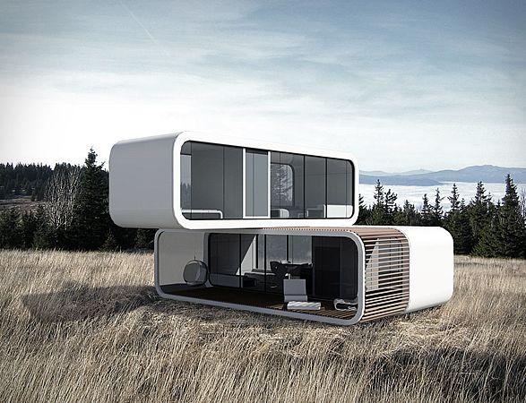 coodo modular living units - Deckideen Fr Modulare Huser