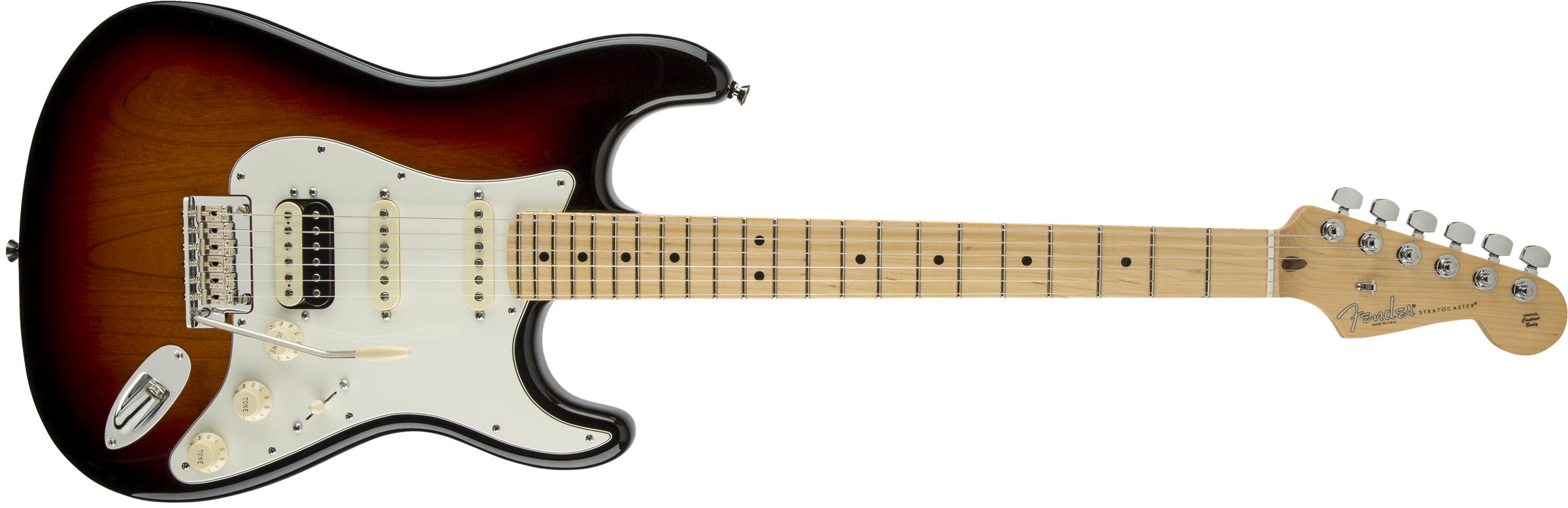 Fender American Standard Stratocaster Hss Pickups Best 2018 Pickup Wiring Diagram Deluxe Strat Electric Guitars