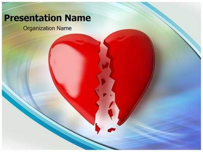 Download our professionally designed broken heart ppt template download our professionally designed broken heart ppt template this broken heart powerpoint template is affordable toneelgroepblik Image collections