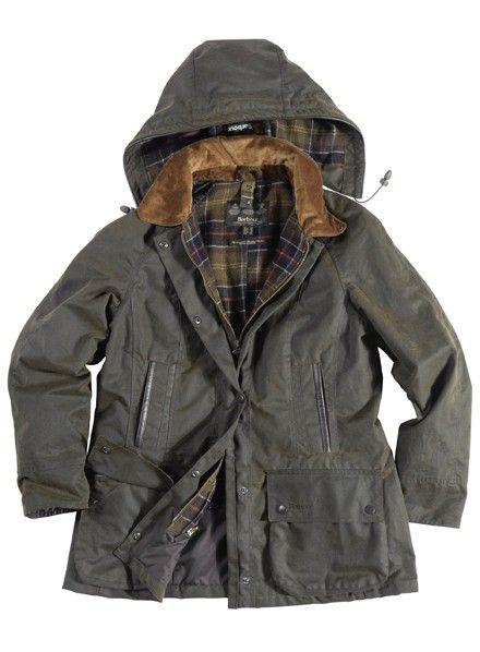 barbour winter coats