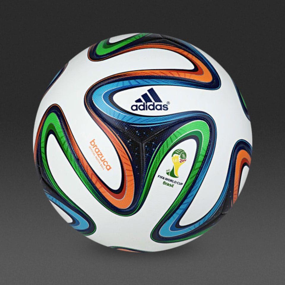 Adidas Brazuca Official Match Ball (WhiteNight Blue)