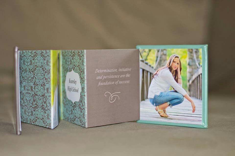 Mini Accordion album   www.photographybymelissac.com  #MelissaAnnePhotography #MAPSeniors #miniaccordionalbum #album