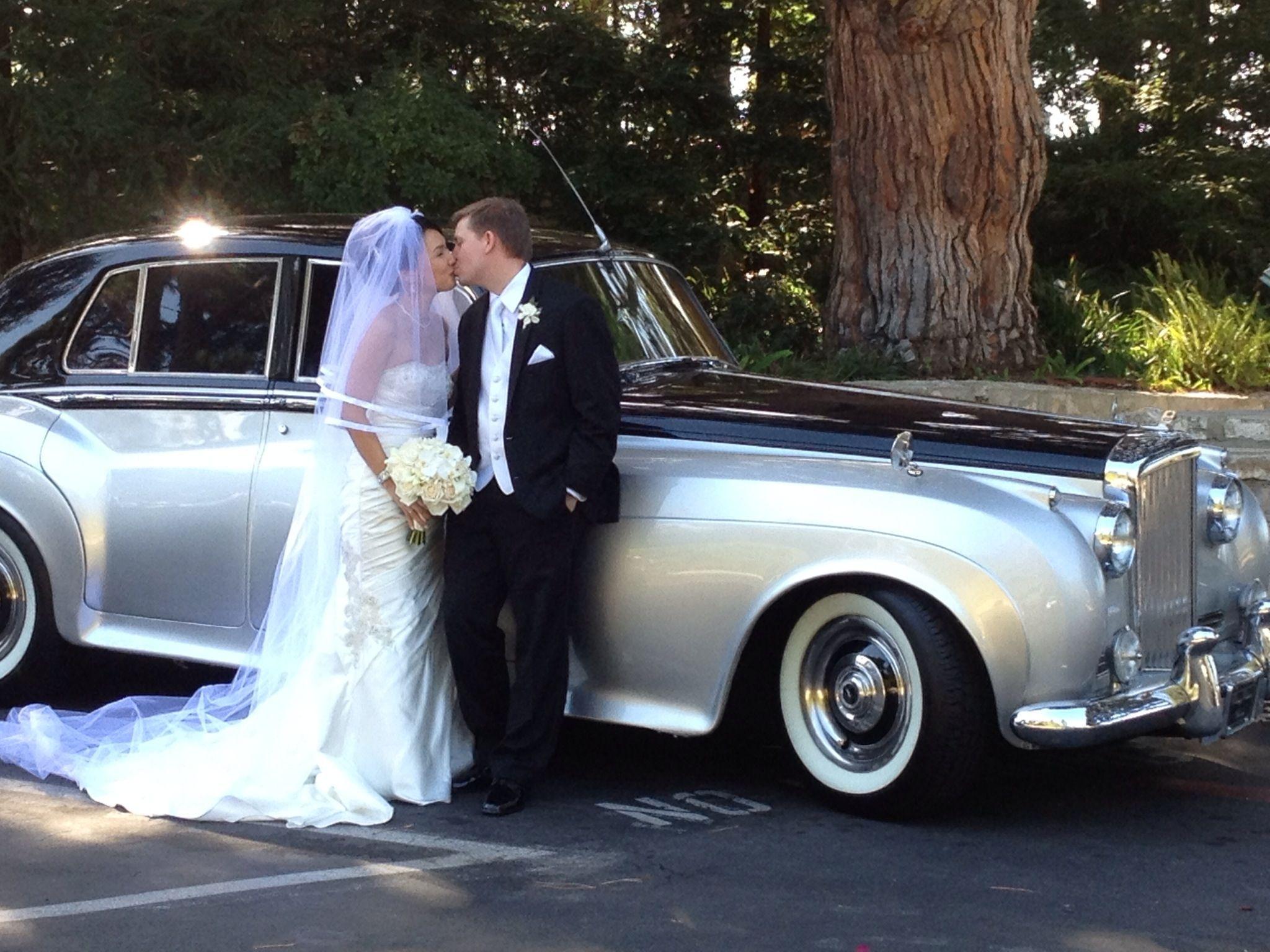 Our 1957 Bentley Vintage Car Wedding Wedding Car Vintage Rolls Royce