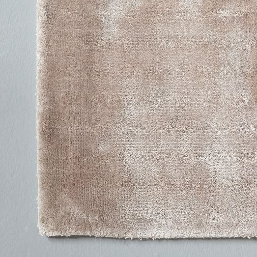 Lucent Rug Dusty Blush Westelm Rugs Blush Muted Colors