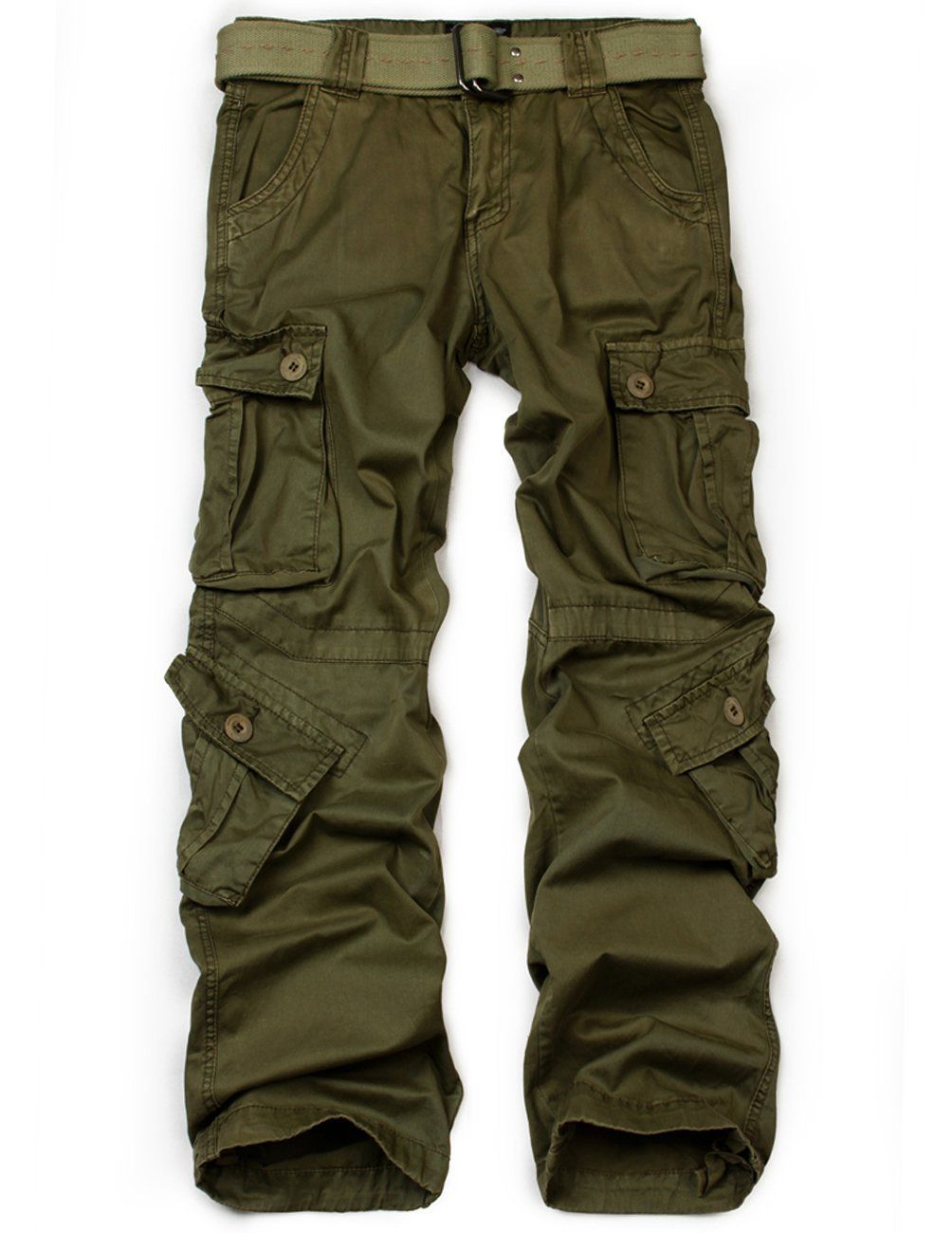 Match Men's Military Cargo Pants Plus Size Multi-pockets Utility Cargos # 3357 (Label size 32 (US 30), 3316 Max) at Amazon Men's Clothing store:  Casual Pants