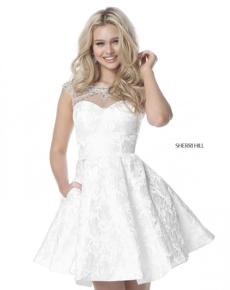 Sherri hill formal approach prom dress a farr pinterest