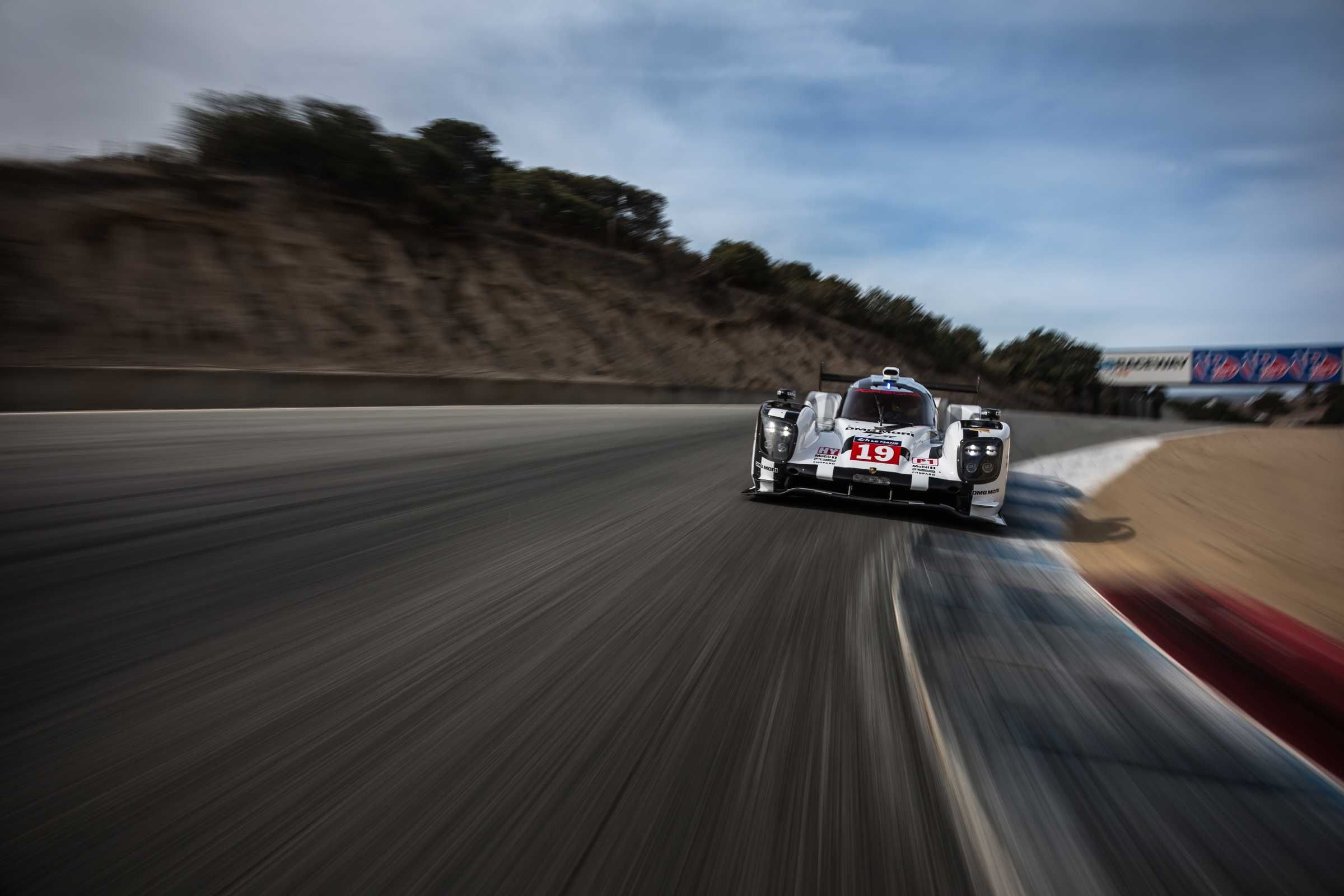 POV Video Of Iconic Porsche Race Cars Doing A Lap At Laguna-Seca | Cars