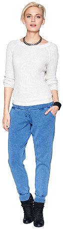 TOM TAILOR DENIM Hose »premium indigo knit pants«