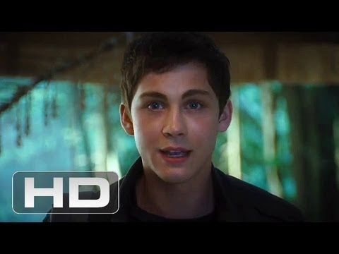 Percy Jackson The Olympians Sea Of Monsters Official Trailer