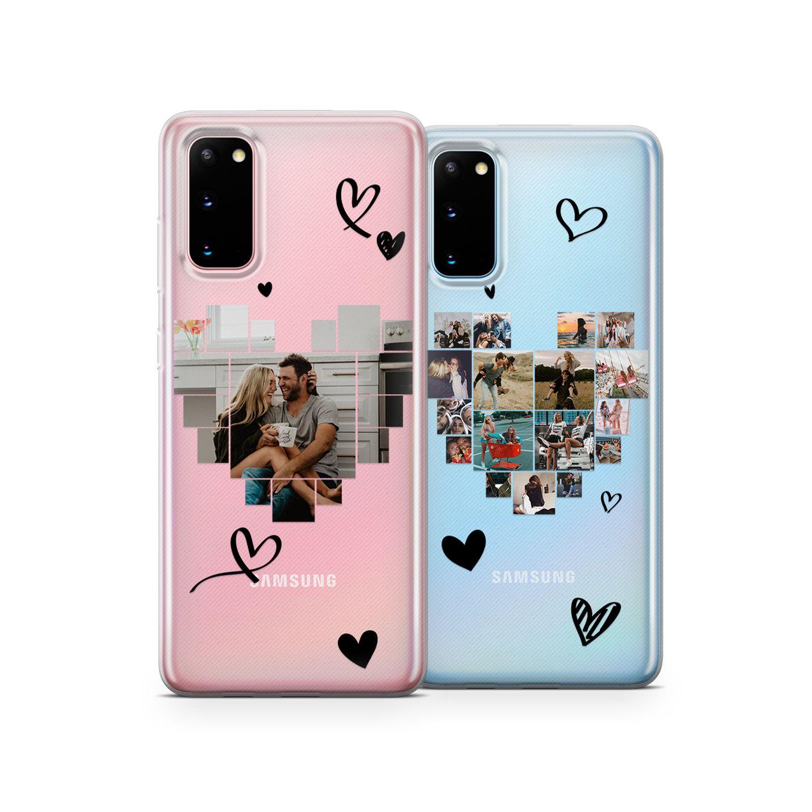 Custom Photo Collage Phone Case Samsung A51 A50 Samsung A40 Etsy In 2021 Collage Phone Case Samsung Phone Cases Samsung Cases