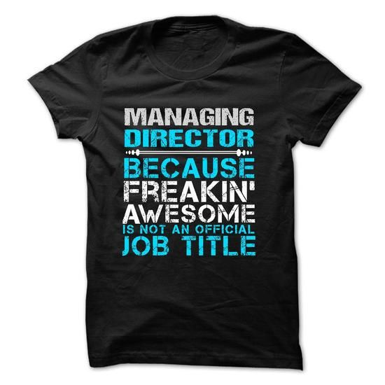 Bargain I Love MANAGING DIRECTOR Shirts & Tees Discount I Love MANAGING DIRECTOR Shirts & Tees