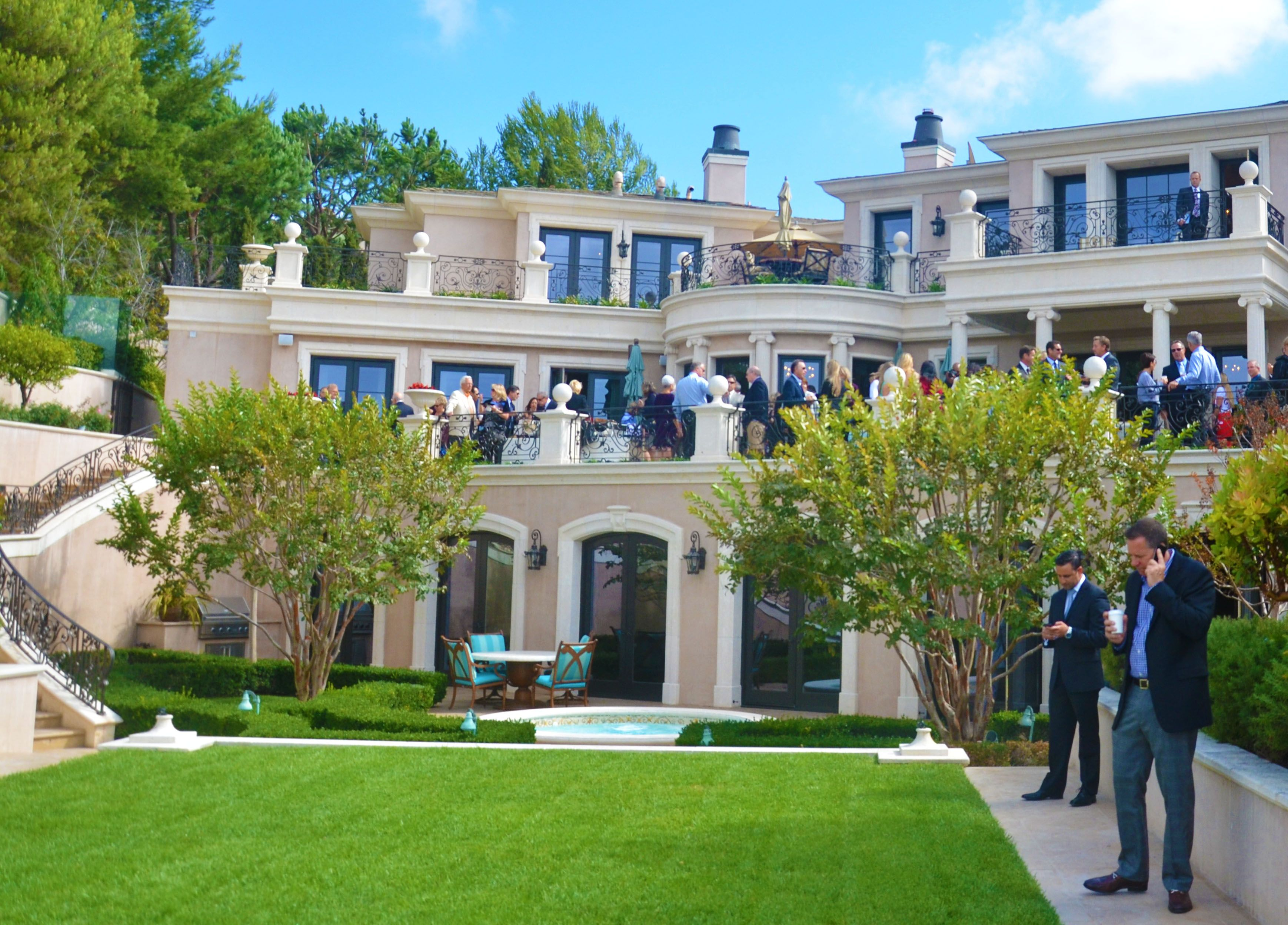 Brand Launch In Newport Beach Ca Mansions House Styles