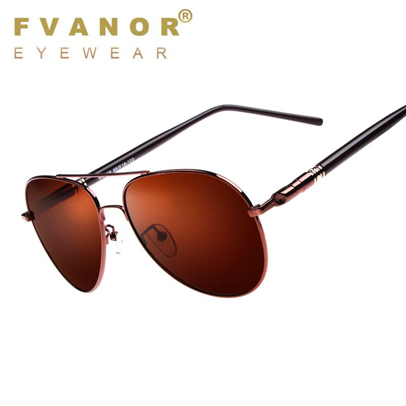 Fashion Mens Polarized Sunglasses pilot Outdoor Sports Eyewear Driving Glasses
