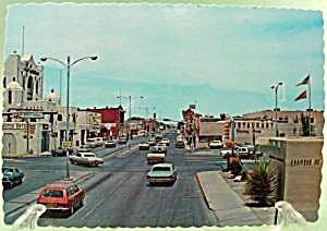 Ford Town Carlsbad Nm >> Downtown Carlsbad Nm Downtown Carlsbad New Mexico Postcard