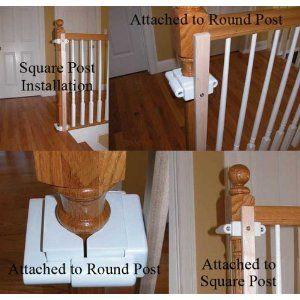 Kidco Stairway Gate Installation Kit K12 32 95 Baby
