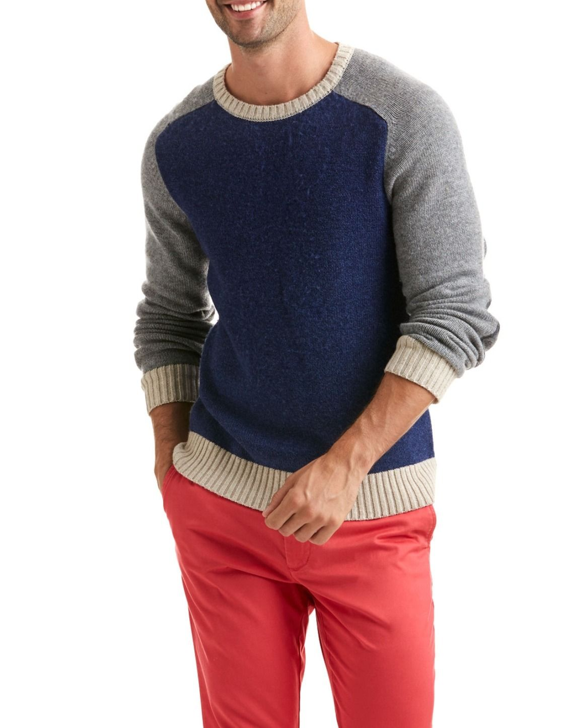 Party Crew Neck Sweater | That Stylish, Smart, Sharp Fab Guy ...
