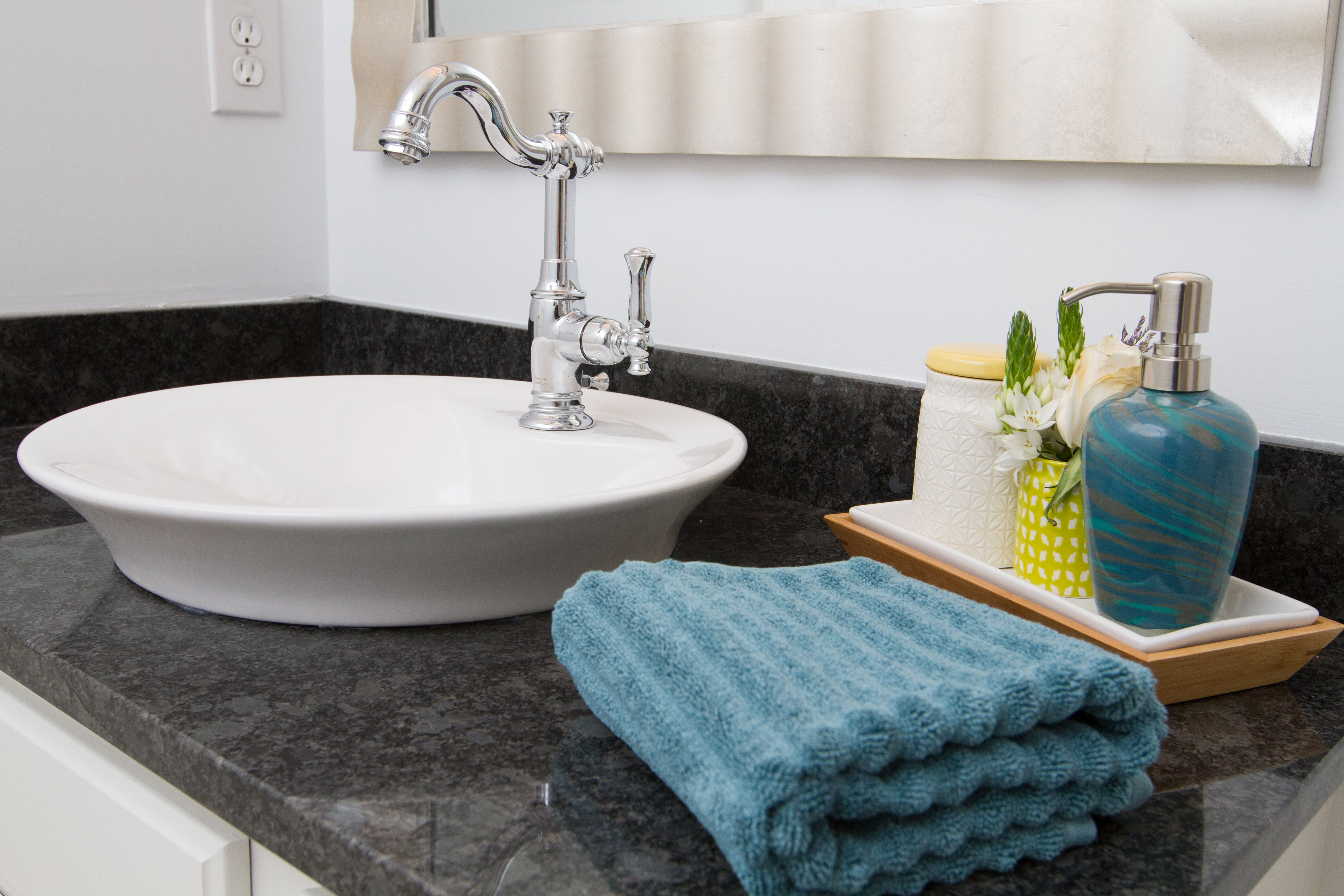 Bathroom Morning Above Counter Sink American Standard With