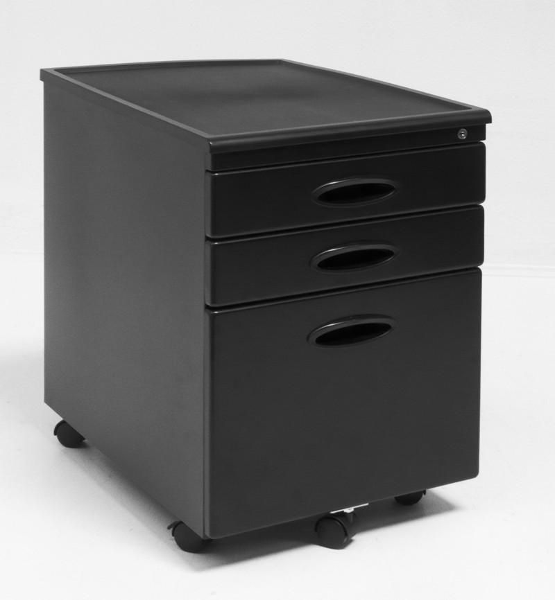 Studio Designs 51100 File Cabinet Black Filing Cabinet Mobile File Cabinet Home Office Design