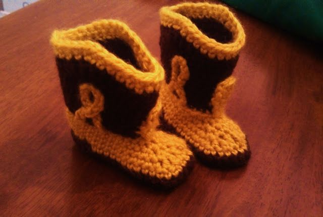 Butterflys Creations Cowboy Boots Good Free Pattern Patterns