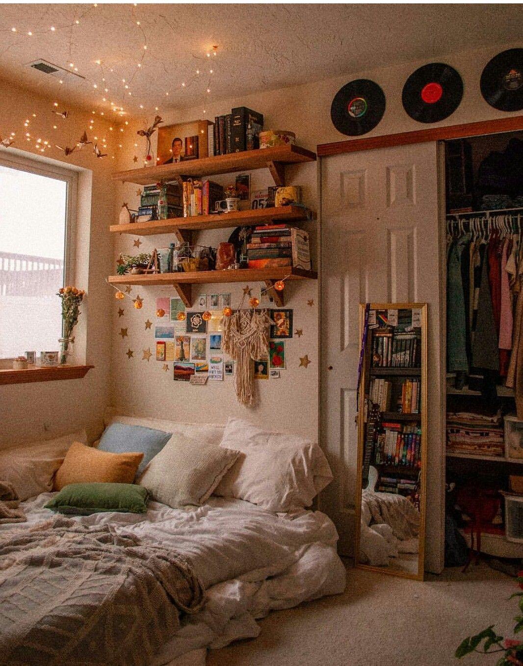 pinosheen sajid on decore  aesthetic bedroom room