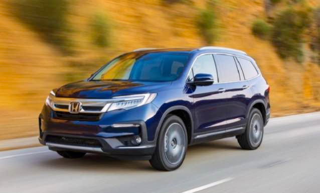 2022 Honda Pilot Redesign The Next Gen Pilot Preview Price And Release Date Car Us Release In 2020 Honda Pilot Best Midsize Suv New Suv