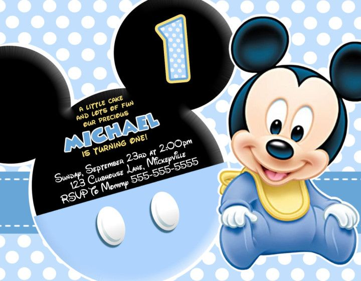 Baby Mickey Mouse Face Wallpaper Liams 1st Birthday Plans Baby