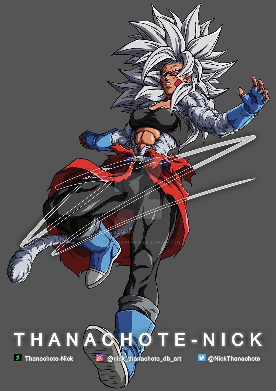 Oc Zuno Ssj4 Color By Thanachote Nick On Deviantart Dragon Ball Super Artwork Anime Dragon Ball Super Dragon Ball Art