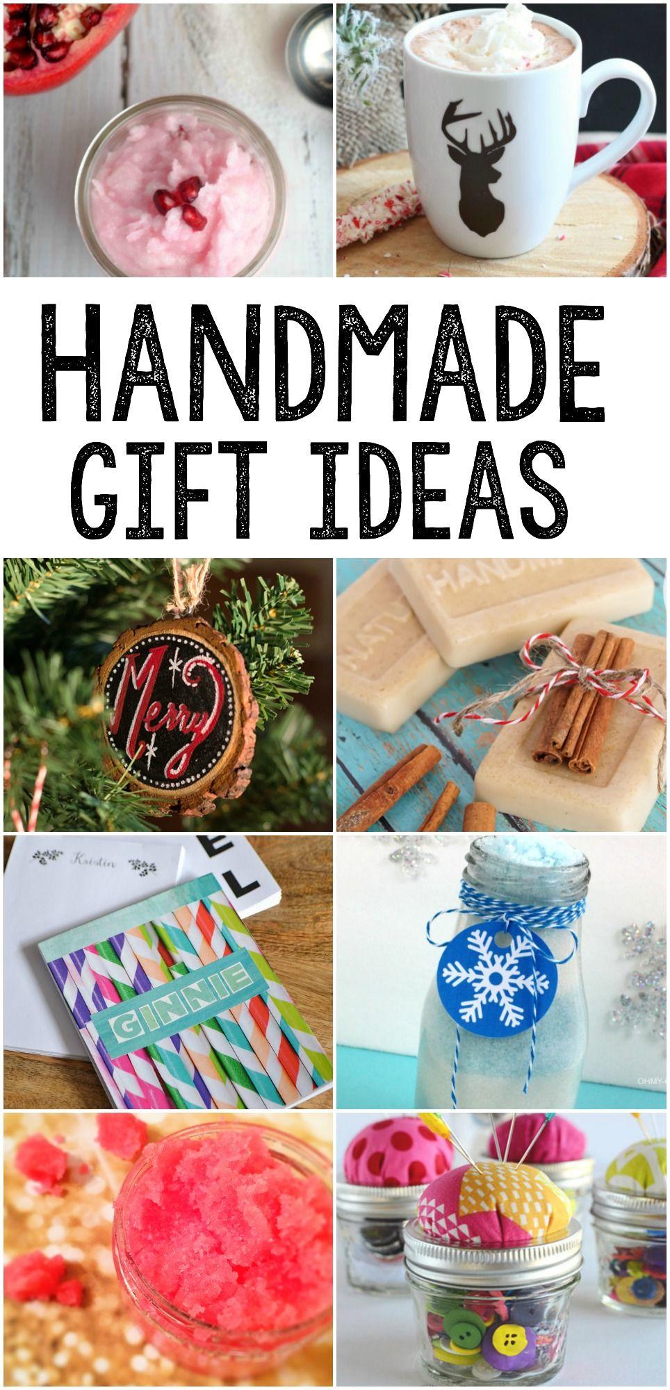 Cadeaux Fait Maison Pour Noel handmade gift ideas | cadeau à fabriquer, fait maison et