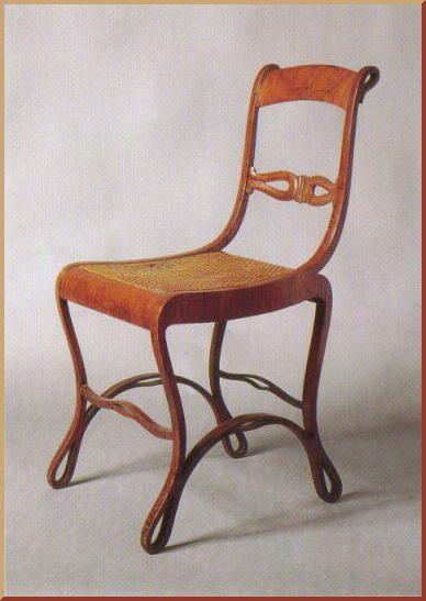 Boppard Chair 1836 1840 Chair Furniture Thonet Chair