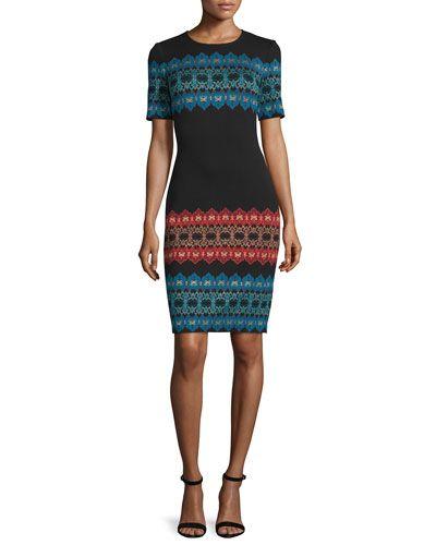DRESSES - Short dresses St. John YLHQgBKlY