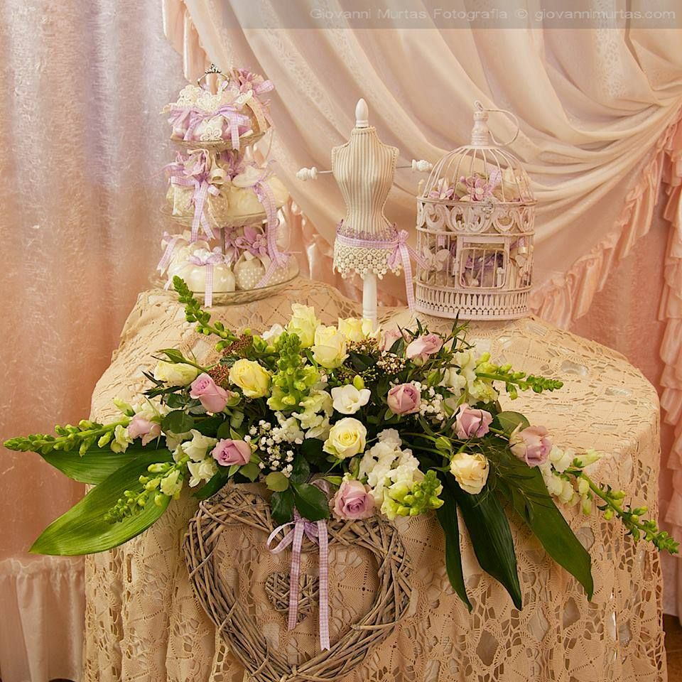 Favours table, Design by G.L Weddings & Events, Photo by Giovanni Murtas